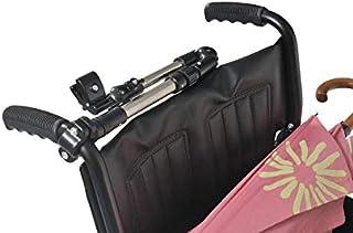 Ability Superstore - Abrazadera ajustable para silla de ruedas