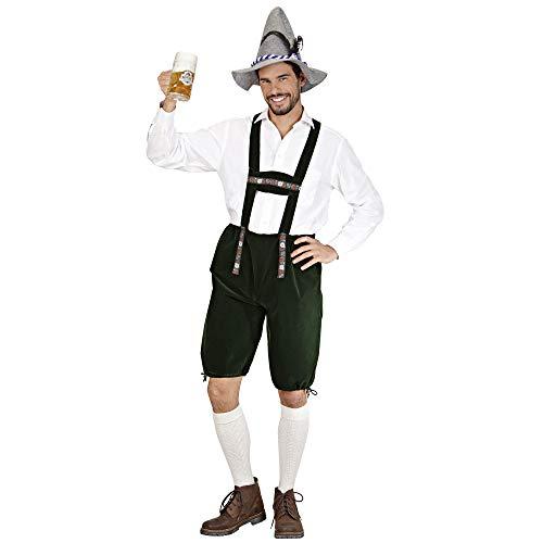 Widmann - Cs926138/m - Costume Tyrolien Salopette Taille M