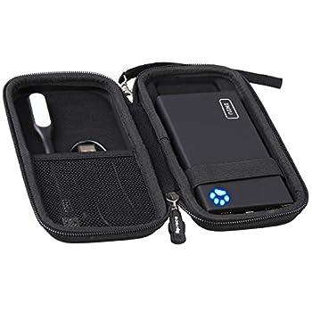 Aproca Hard Travel Storage Case for INIU Portable Charger 10000mAh Power Bank/Texas Instruments TI-36X Pro Scientific Calculator