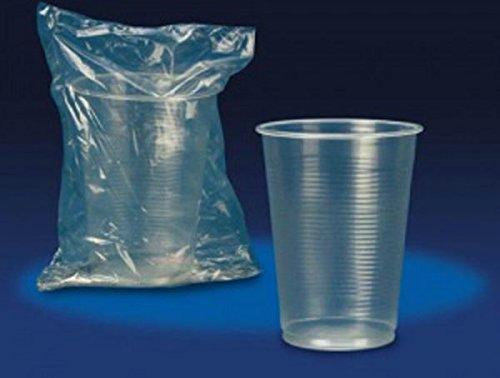 Bicchiere PPL 220 cc imbustato singolarmente 1000 pz