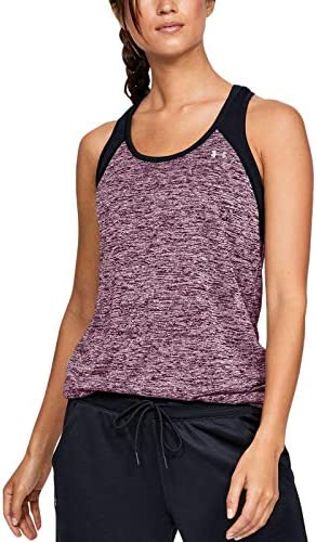 Under Armour Camiseta Poliéster Color Morado para Mujer - 130729