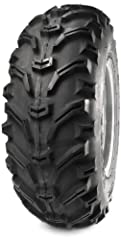 Tire only; rim sold separately; non-highway use only The Kenda Bearclaw features angled knobs to do dig into the terrain for maximum traction and a 6-ply rated extra-tough casing to resist punctures The center lugs provide extra traction and better c...