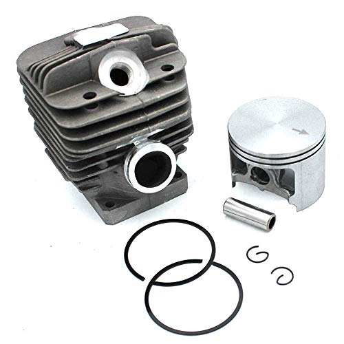 XHUENG Durable Kit de pistón de Cilindro 54mm para STIHL 066 066W 066M 066BR MS660 MS660W MS660 Magnum MS660 Magunm BR PN 1122020 1211 1122020 1209