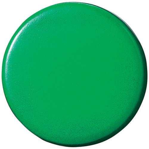 両面強力カラーマグネット30 (コーティングタイプ) 緑