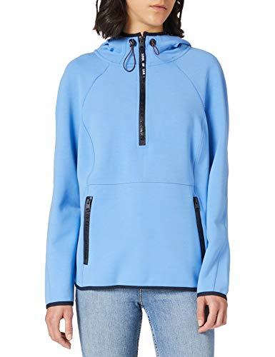 Cecil Damen Hoody Pullover, Provence Blue, M