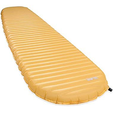Therm-a-Rest NeoAir Xlite Ultralight Air Mattress for 3-Season Backpacking, Mountaineering, and Camping, Regular - 20 x 72-Inches