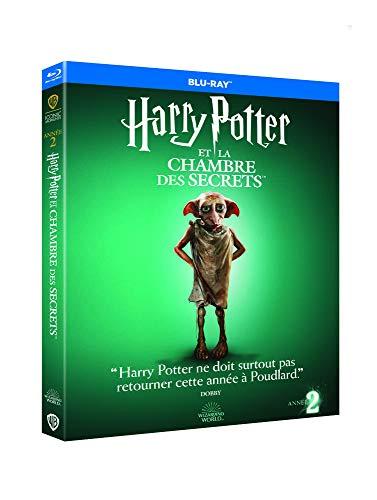 Harry potter 2 : harry potter et la chambre des secrets [Blu-ray] [FR Import]
