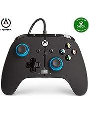PowerA geavanceerde bedrade controller voor Xbox Series X|S - blauw hint