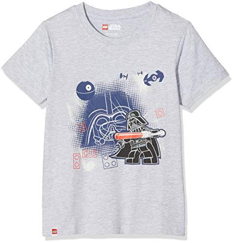 LEGO Cm Star Wars Camiseta, Grau (Grey...