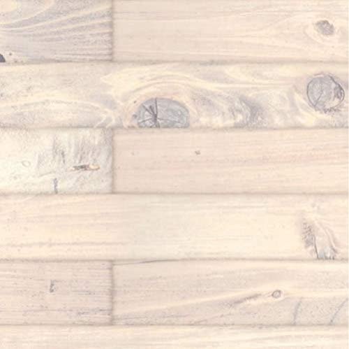 Melody Jane Dollhouse White Washed Old Floorboards Miniature Flooring Gloss Card Sheet