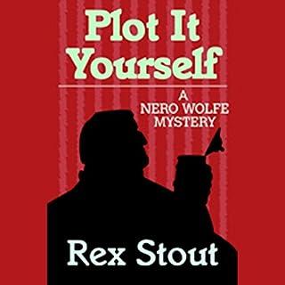 Plot It Yourself audiobook cover art