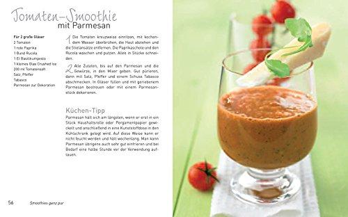 Smoothies, Shakes & Co. (Minikochbuch): Fruchtig, cremig und voller Vitamine (Minikochbuch Relaunch) Minikochbuch Relaunch - 7