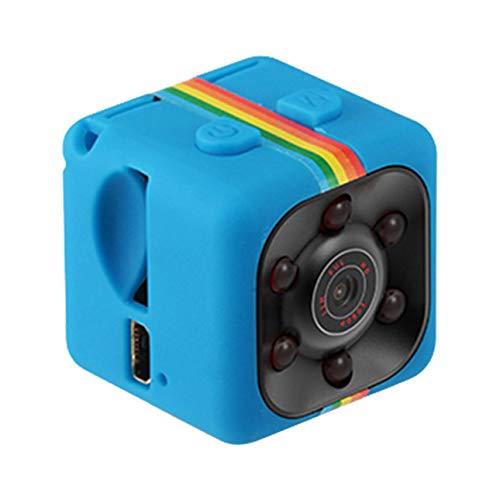 Ba30DEllylelly SQ11 Mini Camera Night Adjustable Bracket Einfache Installation Weitwinkelüberwachung Mobile Detection