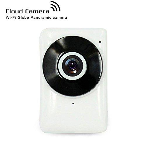 DongAshley Cámara De Seguridad De Alta Definición & Lente Infrarroja Cámara De Vigilancia IP,Control Remoto/Control Remoto/Antena Incorporada