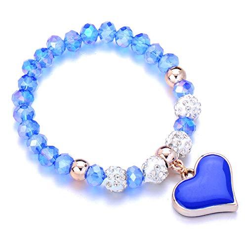 Pulseras Brazalete Joyería Mujer Charm Stone Bracelet Matte Beaded Bracelets Hecho A Mano Hombres Mujeres Cadena Pareja Jewelry-Cubic_Zirconia