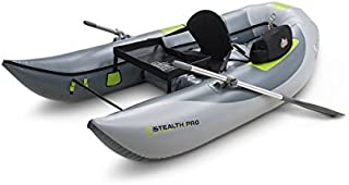 Outcast OSG Stealth Pro Frameless Pontoon Boat - with Free $75 Gift Card