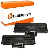 2 Bubprint XXL Cartucce Toner, 200 percento di contenuto in più, compatibile per Samsung MLT-D111S per Xpress M2020 M2020W M2021W M2022 M2022W M2026 M2026W M2070 M2070F M2070W M2070FW Nero