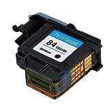 214 C5019A Cabezal de impresión de Repuesto para HP para impresoras para Designjet Serie 30/90R/130, Negro