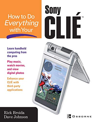 How to Do Everything with Your CLIE(TM) (CLS.EDUCATION)