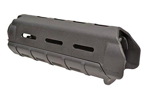 MOEタイプ ハンドガード カービンレングス M4 MAPスタイル 7インチ 黒色 CL22-0001