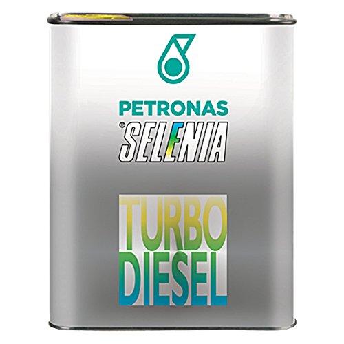 Olio motore auto Selenia Turbo Diesel 10W40 ACEA B3 / API CF/SG - 4 Litri