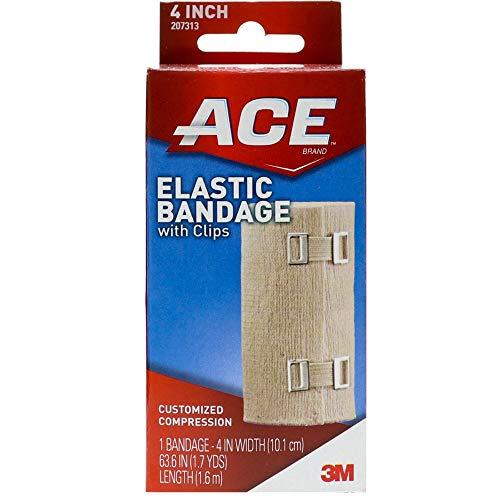 ACE vendaje elástico (cierre de gancho) 4