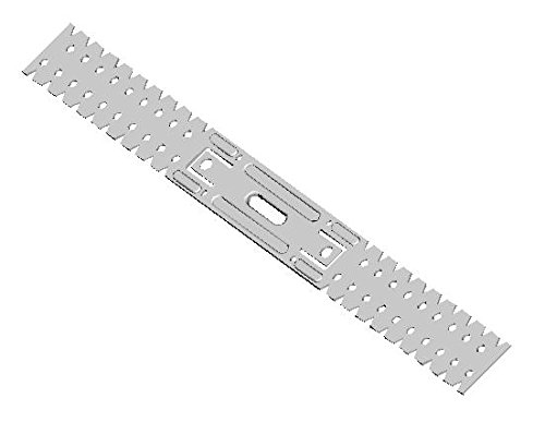 Direktabhänger 125 mm gestreckt für Holzlatten Deckenabhänger 50 Stück Trockenbau
