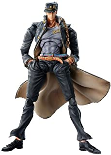 Medicos JoJo's Bizarre Adventure: Part 3--Stardust Crusaders: Jotaro Kujo Ver. 1.5 Super Action Statue