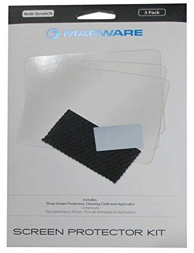 Marware Pellicola di protezione schermo anti graffio per Kindle Fire HD (2ª generazione - modello 2012), confezione da 3