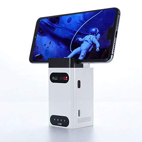 Proyector Bluetooth, Teclado Virtual, Mini Teclado, portátil, para Ordenador, teléfono, Tablet, portátil, con función de ratón para Smartphones Android, Tablets, Ordenadores portátiles