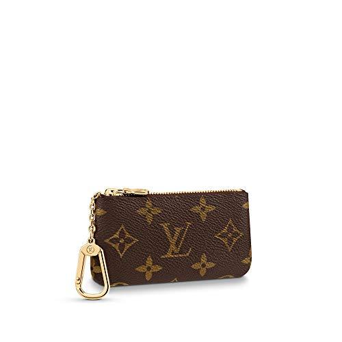 Louis Vuitton Monogram Canvas Key Pouch M62650