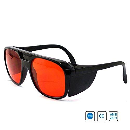Dreamworldeu Color Blind Glasses for Red Green Corrective/Gläser Brille für Rot Grün Sehschwäche Farbenblindheit Korrektur Brille für Farbeblinde/Rot-Grün-Schwäche Colorblindness Corrective Glasses