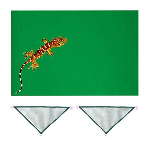 Waterproof Lizard Cage Liner,Reptile Carpet,Terrarium Liner Substrate...