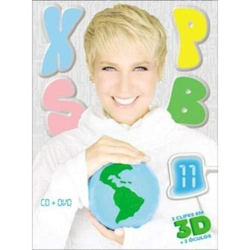 Xuxa - So Para Baixinhos 11 (dvd+cd)