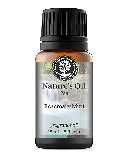 Top 10 Best rosemary mint essential oil Reviews
