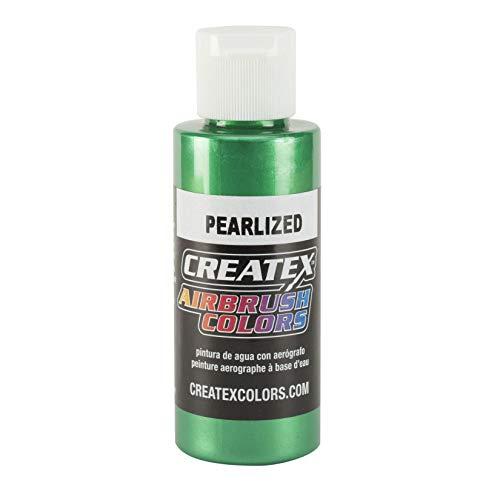 Createx Peinture aérographe Vert nacré 12 5305 120 ml