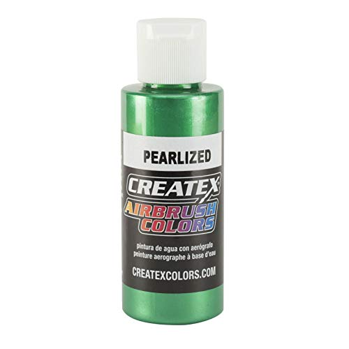 Pearl 12 5305 Createx Airbrush Colors Vert 120 ml