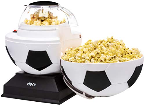 Learn More About Deni Air Popper Popcorn Maker, Fast Popping Hot Air Technology, Electric Machine, O...