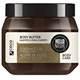 Hello Nature Hello Nature Coconut Oil Body Butter (Crema Hidratante De Aceite De Coco) 250 Ml 250 ml