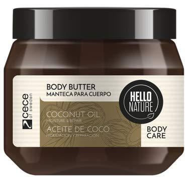Hello Nature Hello Nature Coconut Oil Body Butter (Crema Hidratante De Aceite De Coco) 250 Ml 250 ml