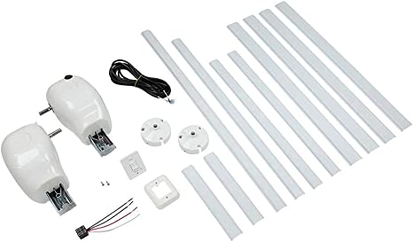 Pull Style Manual to Power Awning Conversion Kit
