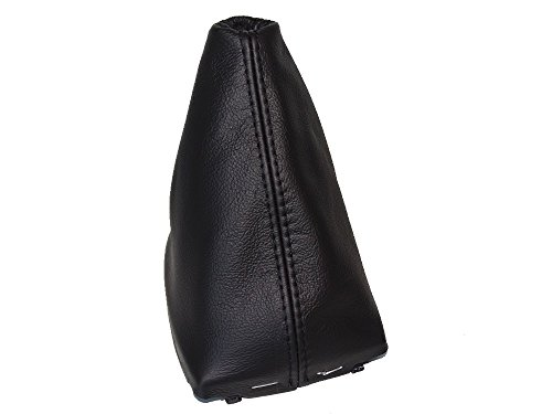 bester Test von ford kuga automatik Taschenersatz, Ersatz der Abdeckung durch Kunststoffrahmen, schwarz, echtes Leder