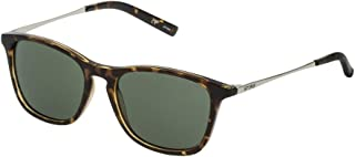 Sting - Gafas de sol selfies 2 junior avana brillante lentes grey green SSJ662 0AH9 49-16-130