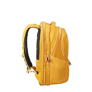 41XGteSrKbL. SS300  - Samsonite Hexa-Packs - Mochila para portátil, Amarillo (Dark Yellow)