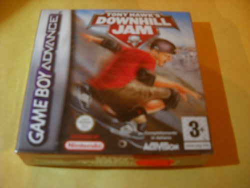 Activision Tony Hawk's Downhill Jam, GBA - Juego (GBA, Game Boy Advance)