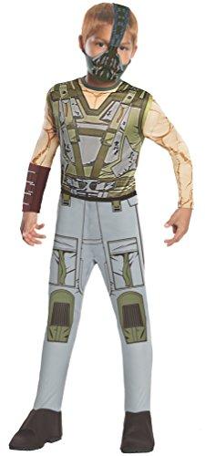 Disfraz de Bane Batman para nio - 3-4 aos