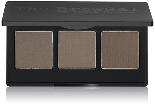 The BrowGal Convertible 2 in 1 Full Brow Definition, Light