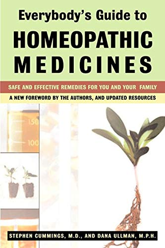 Compare Textbook Prices for Everybody's Guide to Homeopathic Medicines Revised Edition ISBN 9780874778434 by Stephen Cummings,Dana Ullman