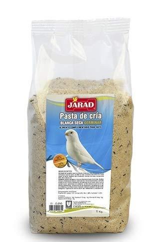 Jarad Pasta Húmeda de Cría Blanca 1kg