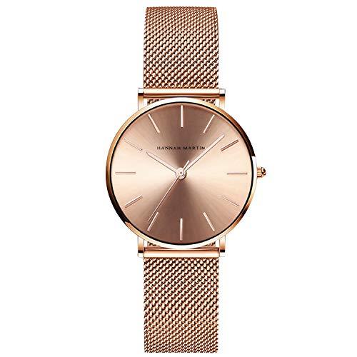 RORIOS レディース 腕時計 おしゃれ クラシック シンプル 女性 時計 ビジネス 日本製クォーツ watch for women